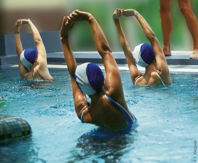 L'aquagym : un sport bénéfique pour la santé