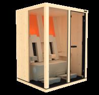 Les avantages d'une cabine infrarouge