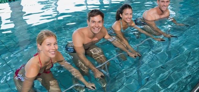 Mincir efficacement avec les cours d'aquagym