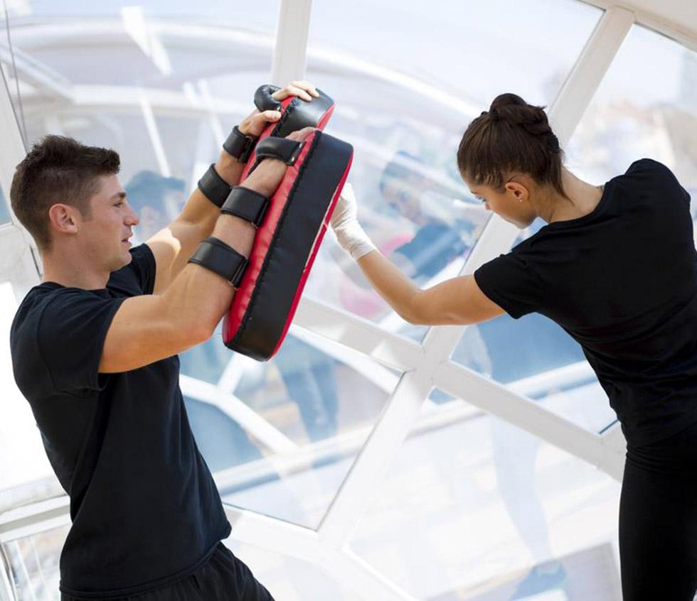 La boxe : le sport idéal pour évacuer le stress