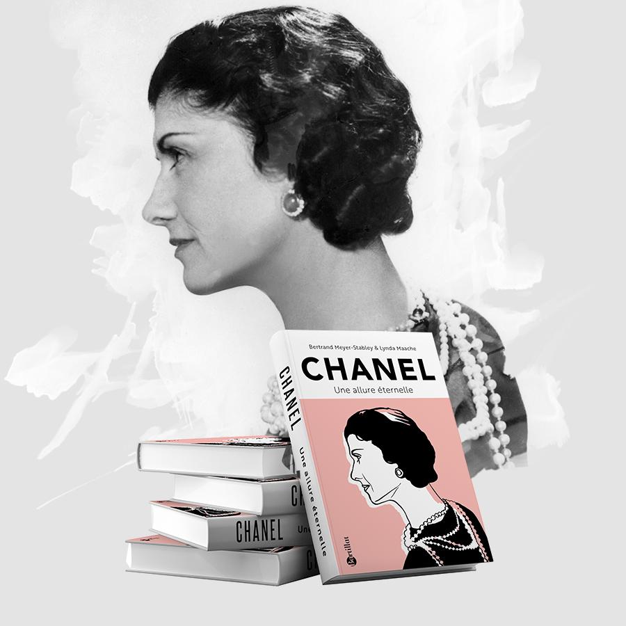 Un nouveau livre sur COCO CHANEL en librairie