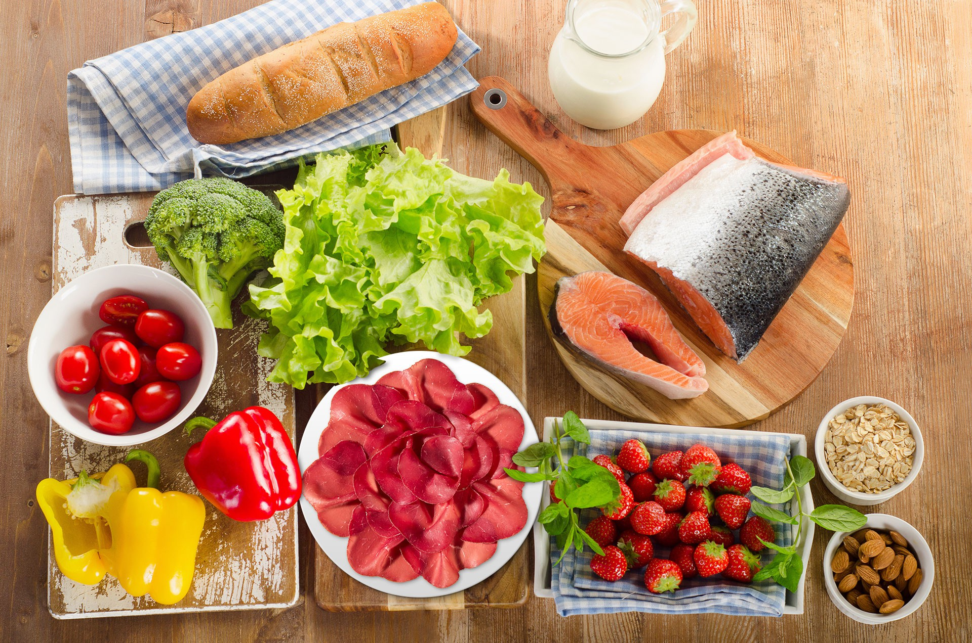 La livraison à domicile pour une alimentation saine