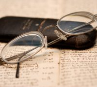 verre correcteur pour corriger sa vue