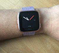 montre Fitbit