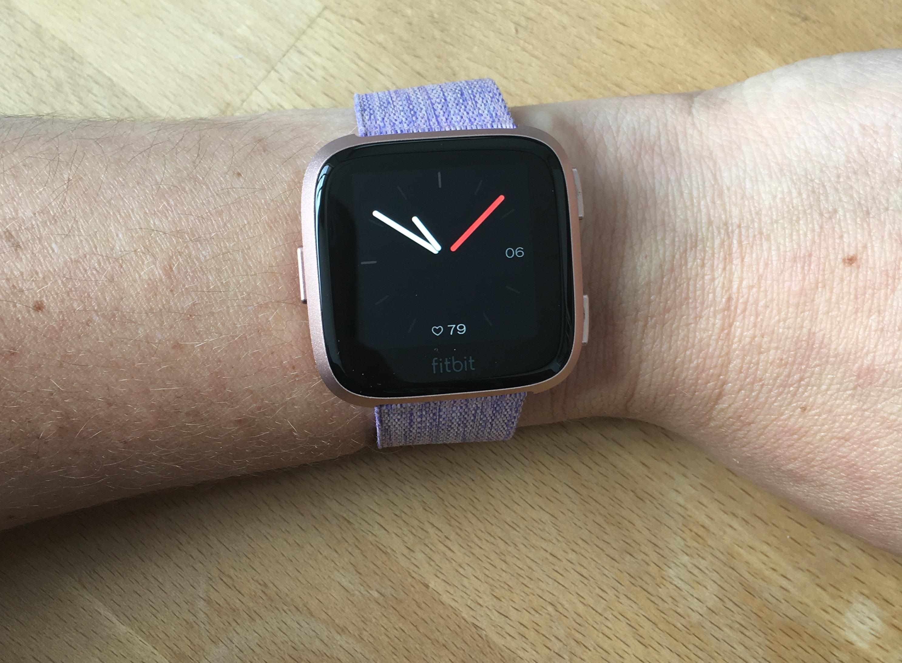 Pourquoi choisir la montre Fitbit pour la musculation ?
