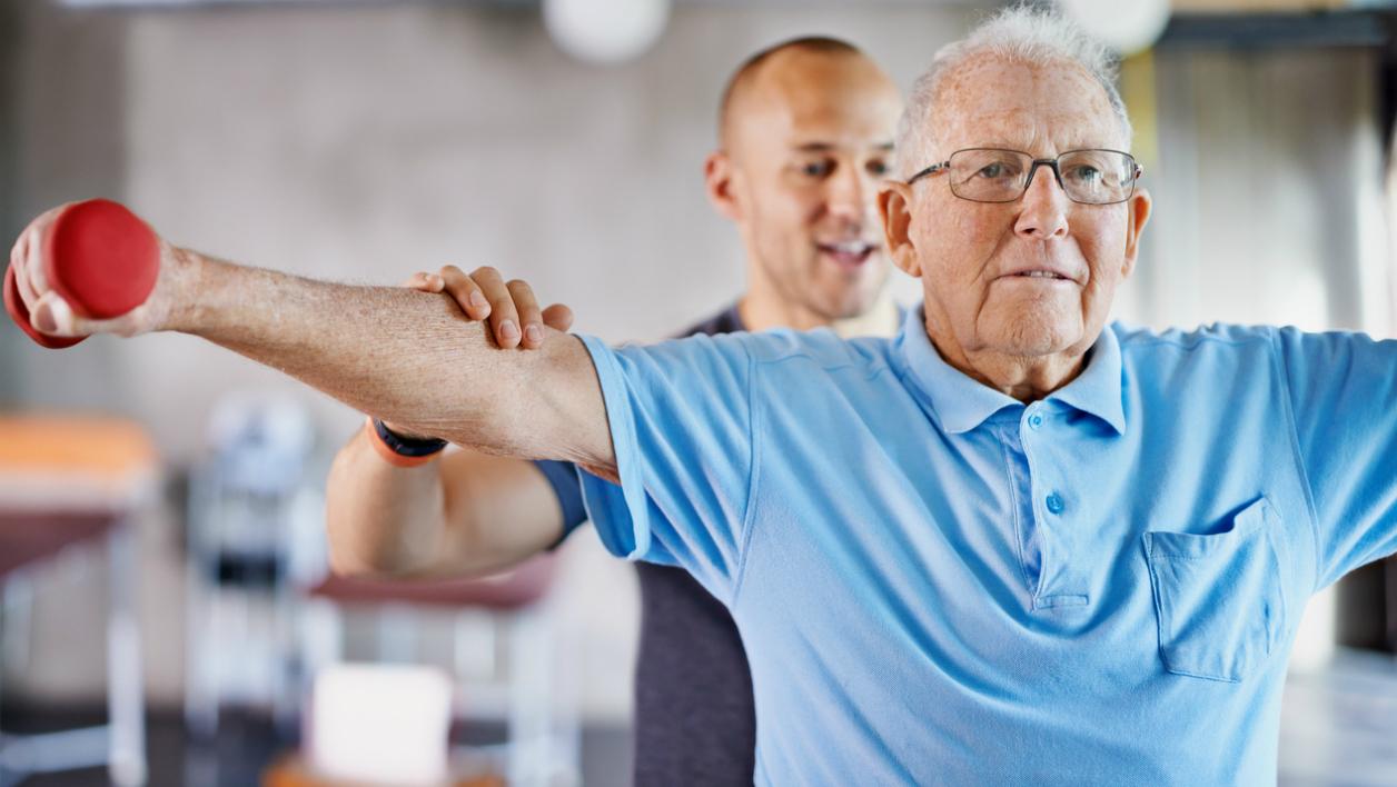 Sport chez les seniors : Activité physique pour une bonne santé