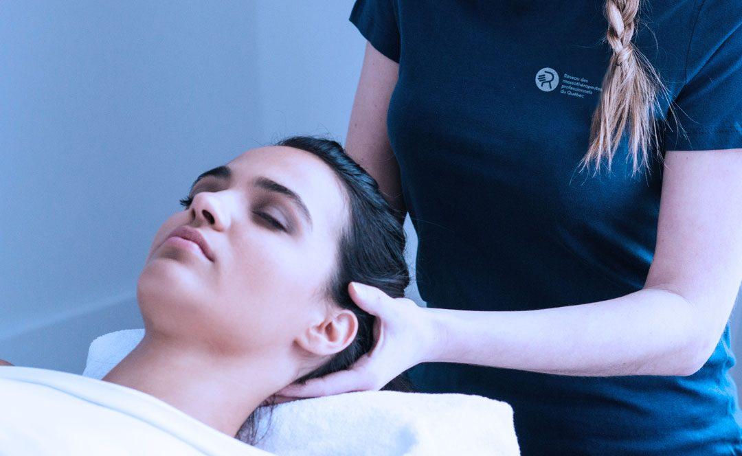 Troubles anxieux – les bienfaits du massage